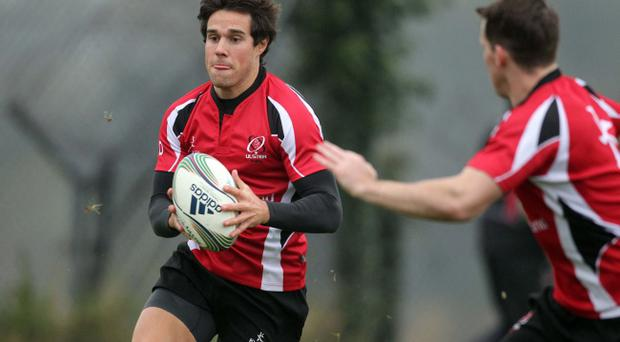 Adam D'Arcy says Ulster are staying positive despite some disappointing results