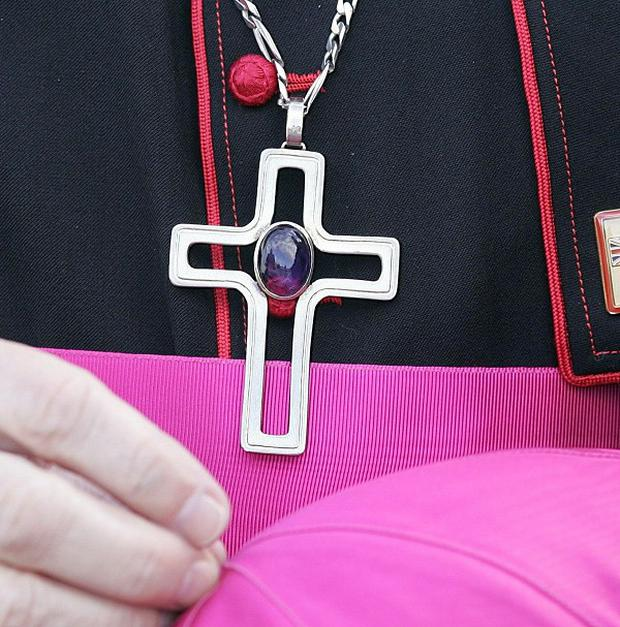 Dublin priest receives standing ovation after saying he is gay during Mass