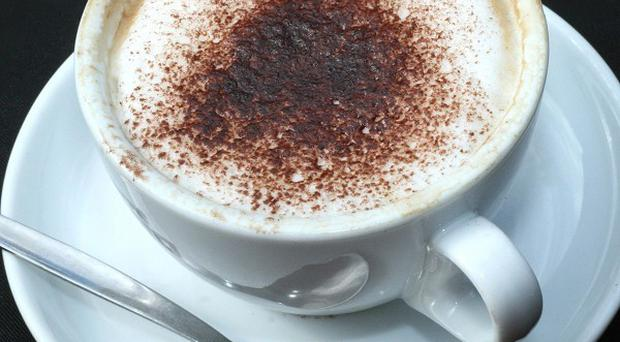 High street coffee shops could pose a risk to pregnant women due to large variations in caffeine content, according to research