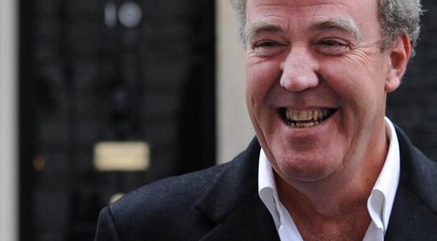 Jeremy Clarkson's call for strikers 'to be shot' has been branded 'silly' by the Prime Minister