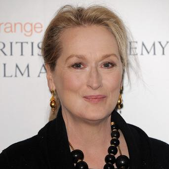 Meryl Streep has been recognised for her role as Margaret Thatcher