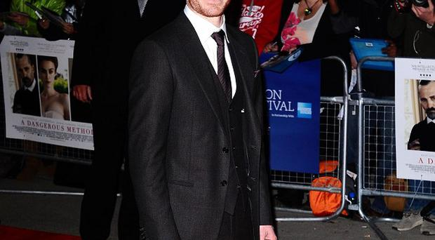 Michael Fassbender is being considered for the role of Noah