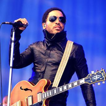 Lenny Kravitz has received France's highest award, the Legion of Honour