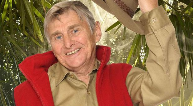 Willie Carson has been voted out of the I'm A Celebrity... Get Me Out Of Here! jungle
