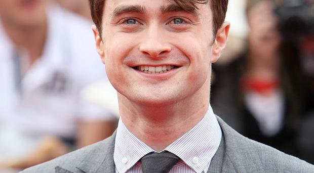 Daniel Radcliffe isn't great at looking after his home