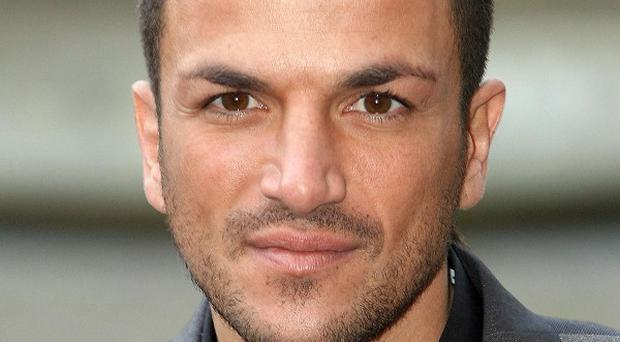 Peter Andre is in Australia after appearing on I'm A Celebrity... Get Me Out Of Here!