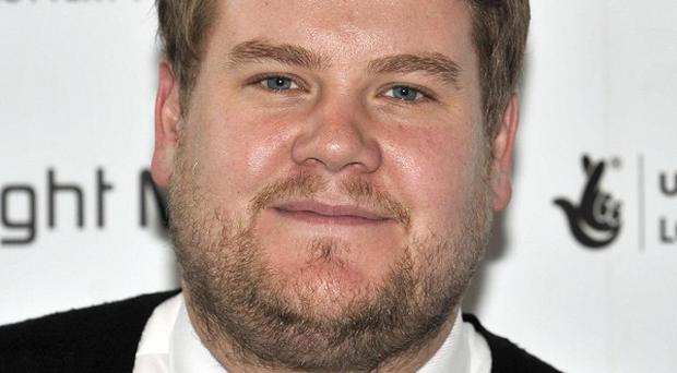 James Corden is nominated for best actor in a play for One Man, Two Guvnors