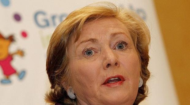 Children's Minister Frances Fitzgerald speaks about the findings from a Growing Up In Ireland national survey