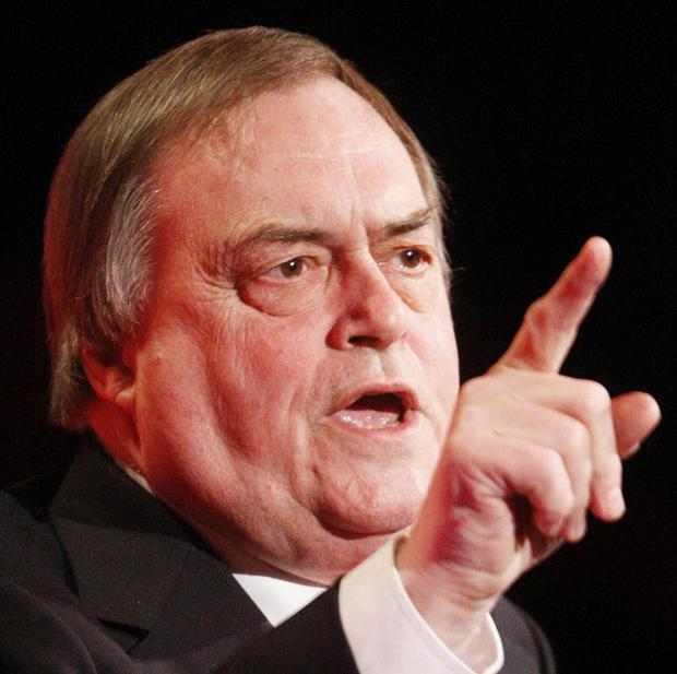 Lord Prescott has accused rich countries such as the United States and Canada of trying to scupper a new climate deal