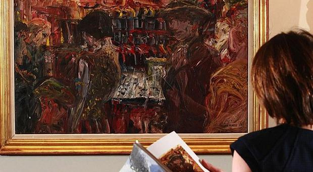 Jack B Yeats painting Jazz Babies will go under the hammer next week just two months after one of his masterpieces fetched one million euro