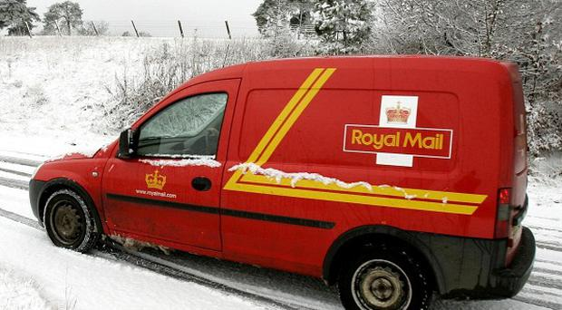 Royal Mail staff have been warned not to accept Christmas tips or gifts valued at more than 30 pounds