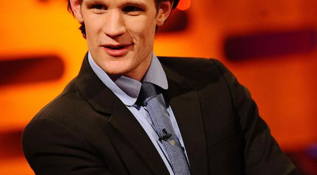 Matt Smith could be heading for the big screen