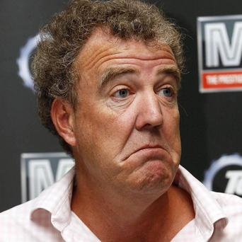 Jeremy Clarkson has described people who throw themselves under trains as selfish
