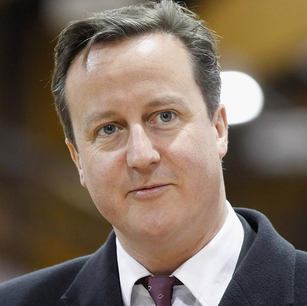 David Cameron's Conservatives have leapfrogged ahead of Labour in a new opinion poll
