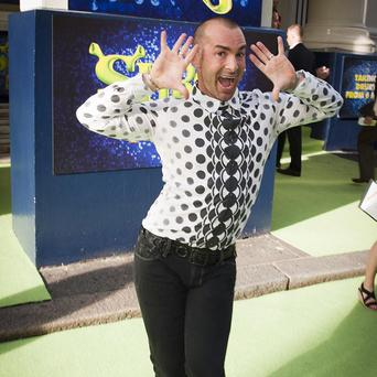 Louie Spence has been named as a judge for the new series of Dancing On Ice