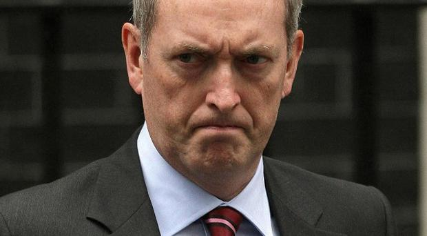 Former Labour minister Lord Hutton suggested public sector pension reforms may not be enough