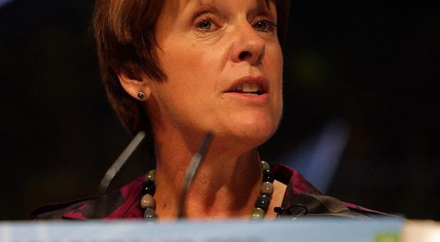 Environment Secretary Caroline Spelman has announced a 10 million pound bid to tackle deforestation in Brazil
