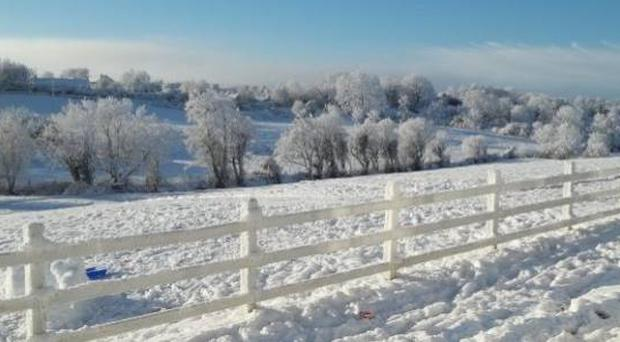 <b>Readers' Winter Pictures Gallery</b> Frosty Fermanagh. Submitted by Rachel, Fermanagh