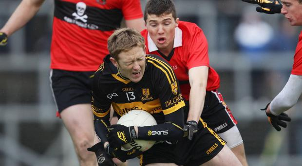 Colm Cooper in action for Dr Crokes