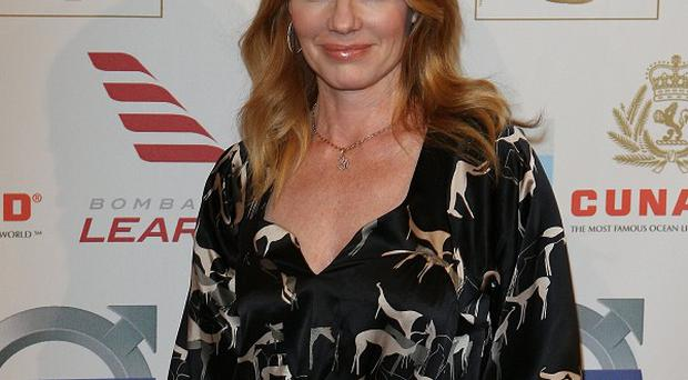 Marg Helgenberger would love to work in theatre after leaving CSI