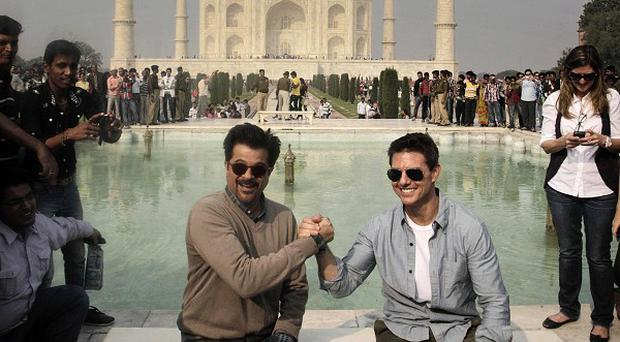 Tom Cruise is visiting India to promote the latest Mission: Impossible movie