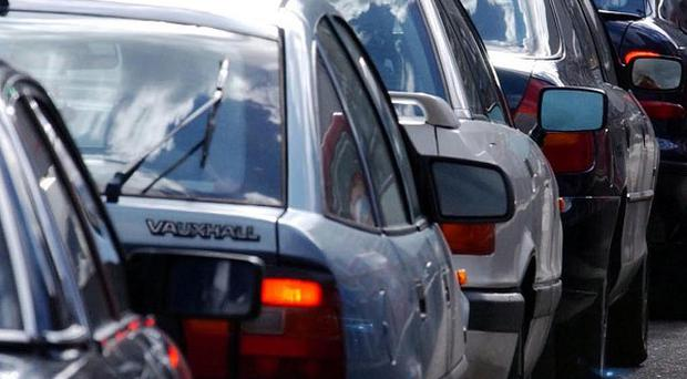 Research suggests up to 123 million working hours per year are lost due to traffic jams