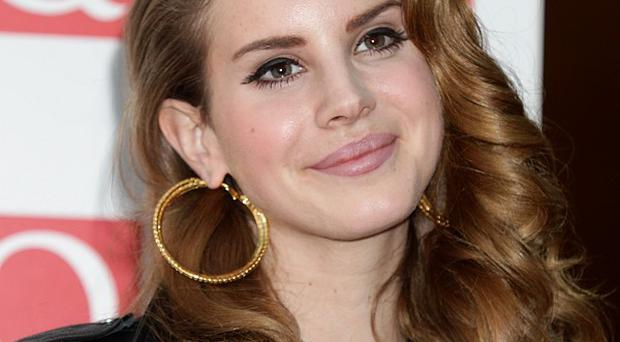 Lana del Rey is being tipped for greatness in 2012