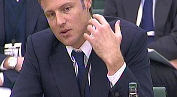 Conservative MP Zac Goldsmith said newspapers that do immoral things should be allowed to go bust