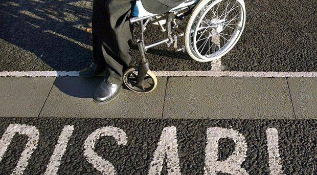 Massive cuts in welfare payments to young disabled people will effectively lock them up in their homes, campaigners say