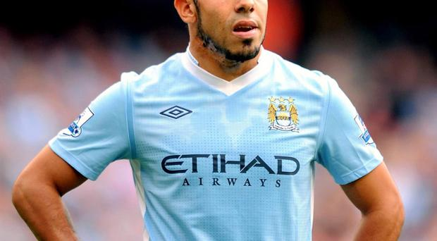 Carlos Tevez could be on his way to AC Milan in January