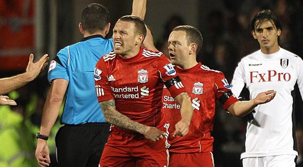Jay Spearing (second right)