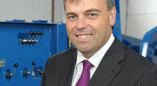 Alastair Hamilton has given more detail on Invest NI's £50m growth loan fund