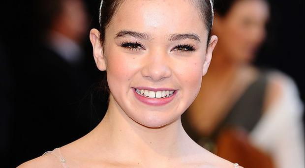 Hailee Steinfeld could be starring alongside Asa Butterfield