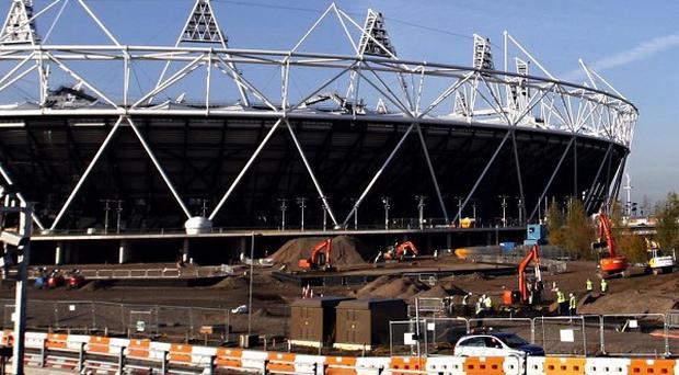 The National Audit Office has warned that extra funding may be needed for the London 2012 Olympics
