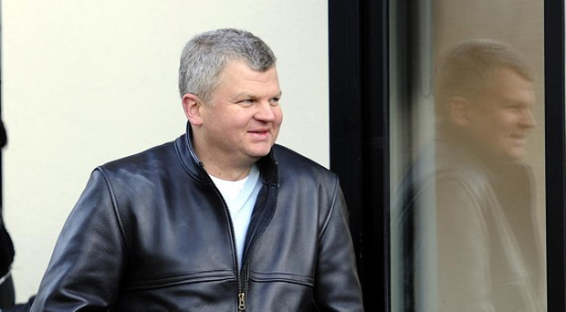Adrian Chiles has made his debut on the 'weird crush' list