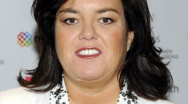Rosie O'Donnell is set to tie the knot again