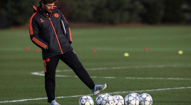 Tonight's game against Valencia is make or break for Chelsea manager Andre Villas-Boas' Champions League hopes