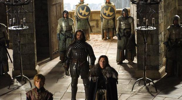HBO's 'Game of Thrones' which stars Sean Bean, Michelle Fairley and Iain Glen