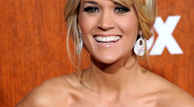 Carrie Underwood won big at the awards again