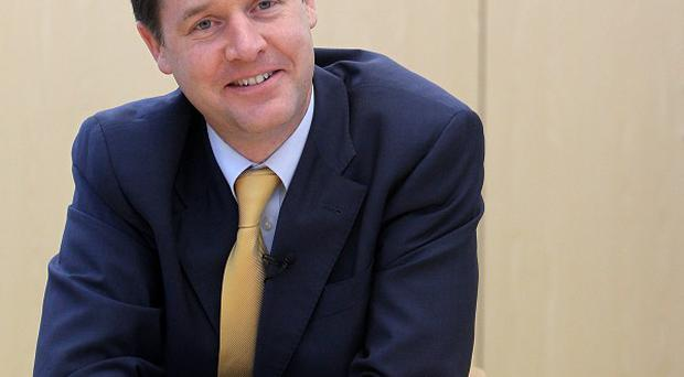 Deputy Prime Minister Nick Clegg has announced a fund to boost jobs in the regions