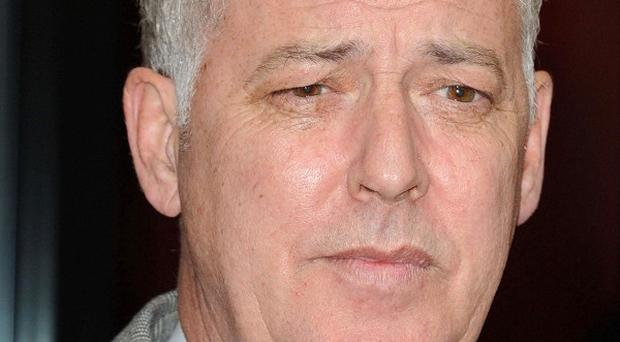 Entertainer Michael Barrymore was arrested after an early-morning car collision in west London