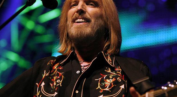 Tom Petty is headlining the Isle of Wight festival