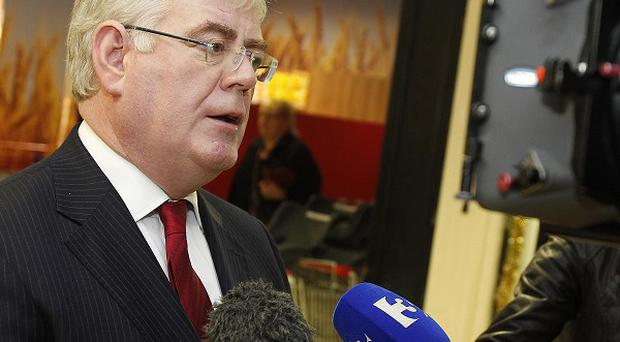 Tanaiste Eamon Gilmore says Irish voters could be given a say over proposed EU treaty changes