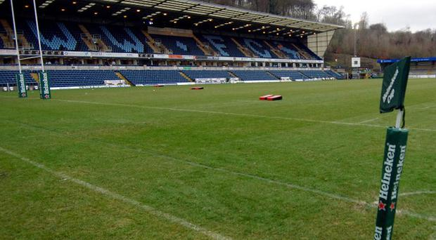 Adams Park, home to Wasps