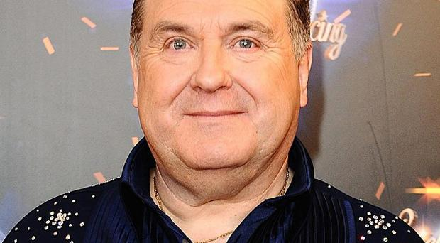 Russell Grant will be dancing again, this time in a parade