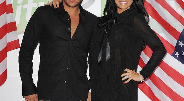 Katie Price and Peter Andre split in 2009