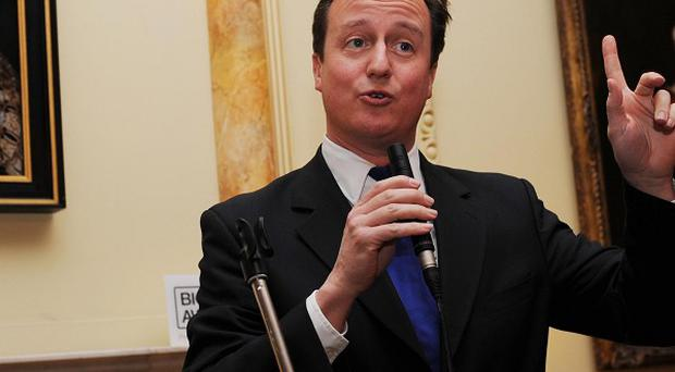 Prime Minister David Cameron has come under intense pressure from his own party on the issue of relations with Europe