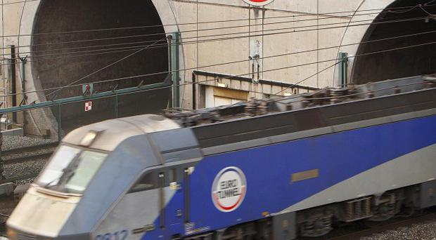 Peers have recommended that the cost of using the Channel Tunnel should be reduced