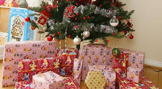 Almost half of grandparents are worried about the cost of Christmas, a survey has found