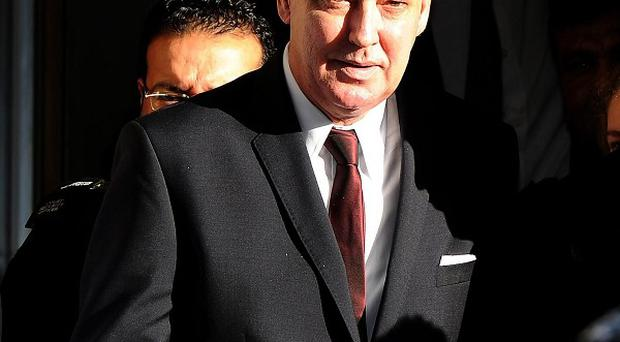 Michael Barrymore has admitted cocaine possession